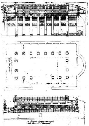 Sangallo, 1531