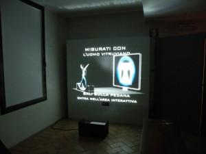mirror mimetico interattivo